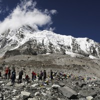 The bodies of four more climbers found inside a tent near summit of Mount Everest