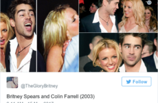 A comprehensive look back at Colin Farrell's brief relationship with Britney Spears