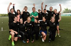 How Team42 conquered all comers at touch rugby... with a little help from a former Ireland star