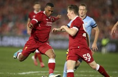 Sturridge stars as Gerrard and Carragher make Liverpool return in Australia
