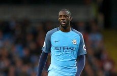 Yaya Toure to donate six-figure sum to Manchester attack victims