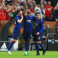 As it happened: Ajax v Manchester United, Europa League final