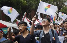 Taiwan to become first Asian country to legalise same-sex marriage