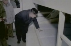 WATCH: North Korea's new leader in action