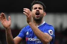 Chinese FA cracks down on soaring transfer fees to place Diego Costa's big money move in doubt