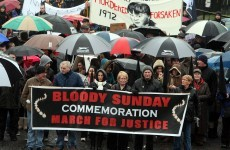 Bloody Sunday: Victims' families gather for 40th anniversary