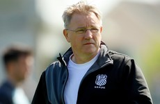 Eddie O'Sullivan returns to coaching as new Belvo head coach