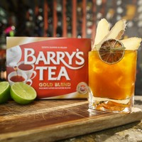 Barry's Tea has launched its own range of cocktails and it's peak notions