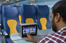 Reclining seats and 'in-rail entertainment': India gets new luxury train
