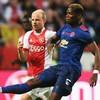 Lucky Man Utd just waited and kicked it long - Ajax captain