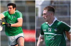 Two debutants for Limerick as key forwards return to championship team after recent club exploits