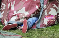 A couple settles their Electric Picnic damages case after security's 'unlawful entry' in their tent