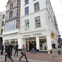 Retailers say Dunnes is 'undermining' town-centre trade by sitting on empty shops