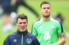 Ireland trio in contention to make senior debuts against Mexico