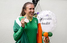 Annalise Murphy among athletes who are returning their Olympic medals