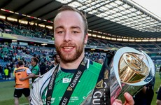 Irishman Shane O'Leary gets call-up to Canada trials before June Tests