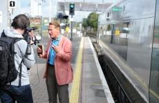 Former British cabinet minister travels Ireland's railways for TV doc