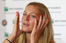 Saving my fingers and life were the biggest battle, says Kvitova ahead of comeback at French Open