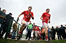 GAA round-up: O'Halloran shines for Cork, Davy Fitz gets the Banner back to winning ways