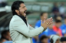 Gattuso back with AC Milan... as U19 coach
