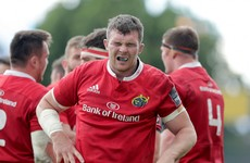 'I've never been in a Munster jersey that's won a trophy. It's a huge goal'