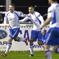 Five-goal thriller in Ballybofey as 10-man Finn Harps make it two home wins in a week