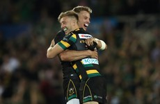 14-man Northampton deliver magnificent comeback to claim play-off win over Stade