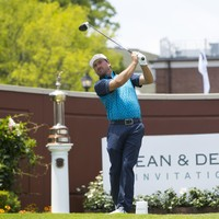 Graeme McDowell two shots off the lead in Texas