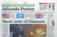 Two convicted of terror plot against Danish paper over Muhammed cartoons