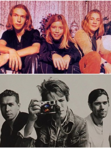 20 years ago, Hanson's stone cold banger MMMBop came out - here's what they're up to now
