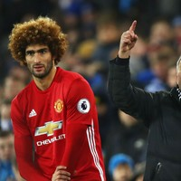 Fellaini prepared to suffer broken bones for Mourinho