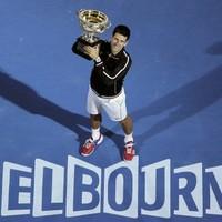 Ain't no stopping me: Djokovic has that unbeatable feeling