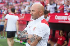 Sevilla set to lose manager Jorge Sampaoli as they agree deal with Argentina