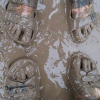 Man rescued after being stuck in mud for three days faces arrest