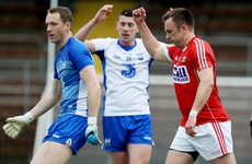 Cork avoid shock Munster football defeat to Waterford as they claim one-point win
