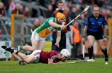 Dooley bags hat-trick as three late goals help Offaly see off Westmeath in entertaining affair