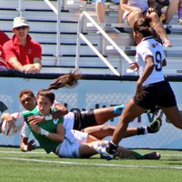 Ireland recover from 14 point deficit to defeat Fiji in Canada 7s opener