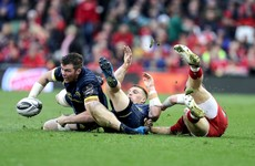 O'Mahony straight onto Lions duty but Munster defeat will rankle