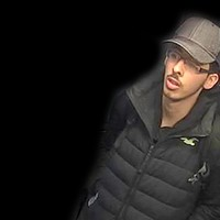 Police release CCTV of Manchester bomber on his way to arena