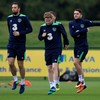Ireland pair Duffy and O'Kane involved in minor car crash on the way to training camp