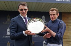 Aidan O'Brien rounds off the weekend with another Classic double