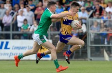 Clare footballers book their spot in Munster semi-final after edging out Limerick