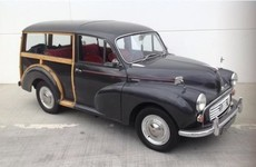 The Morris Minor 'Woody Wagon' is a design icon that was built to last
