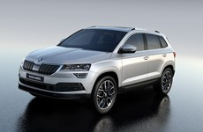 Skoda's new Karoq SUV will take on the Qashqai and Tiguan