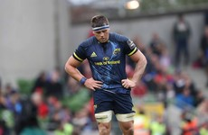 'We were a write-off when we started' - Erasmus remains proud of Munster