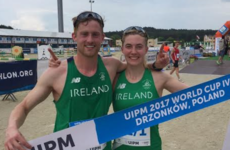 Gold for Ireland at modern pentathlon World Cup event