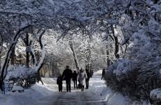 Dozens die as temperatures suddenly drop in eastern Europe