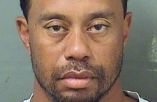 Tiger Woods arrested and charged with DUI near Florida home