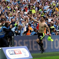 Huddersfield secure Premier League football and £200 million after penalty shootout drama
