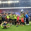 From Dortmund to dreamland, Huddersfield boss taunts critics as he hits promotion jackpot